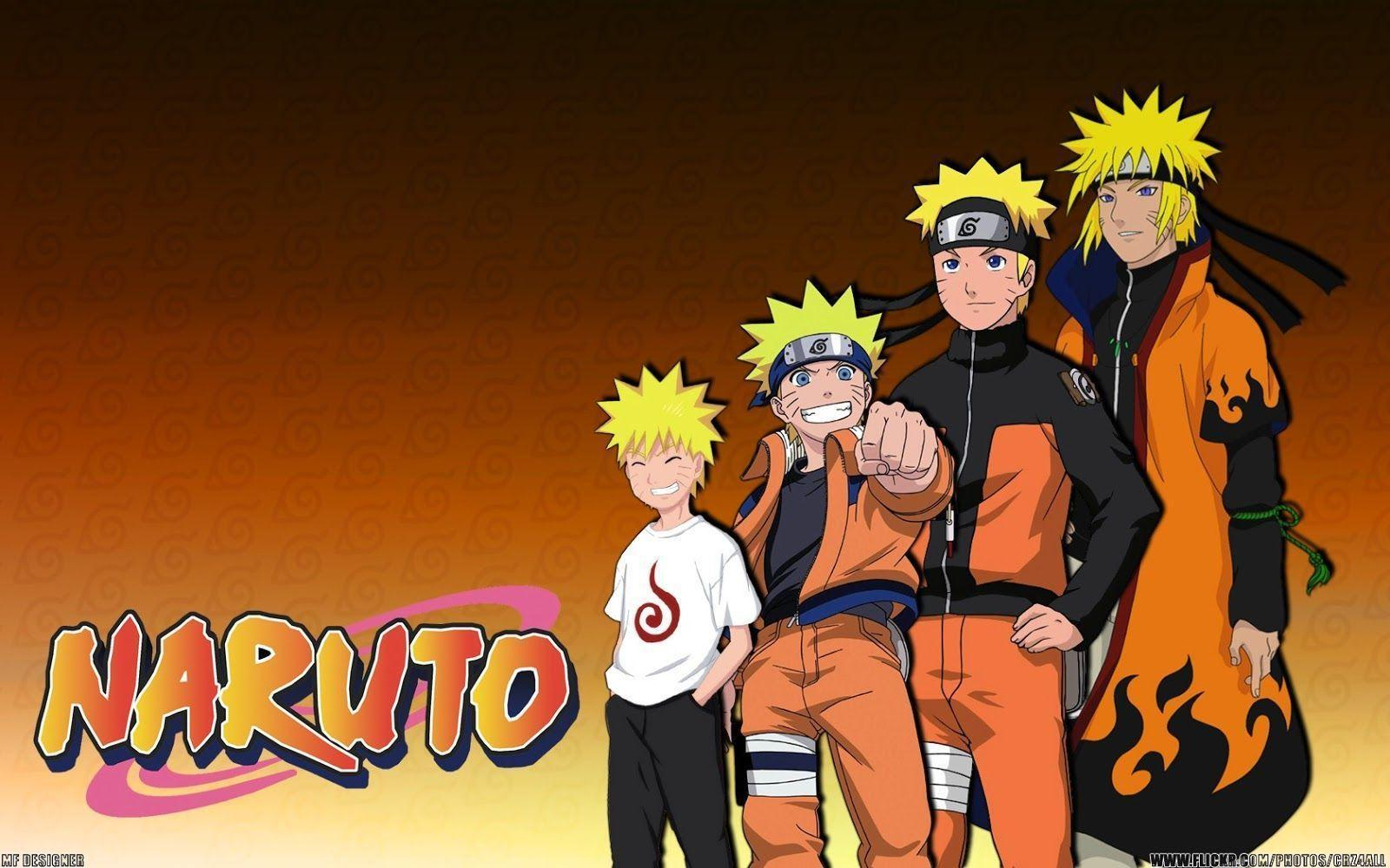 Preferred Naruto Shippuden Hd Wallpaper