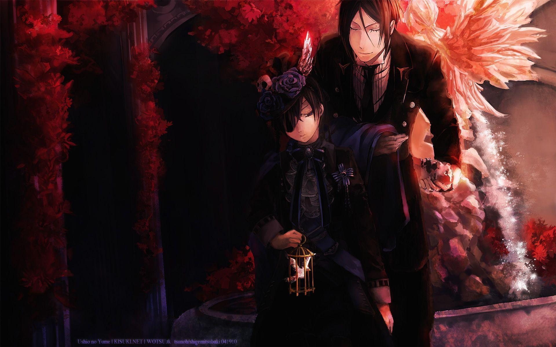 40 Black Butler Wallpapers