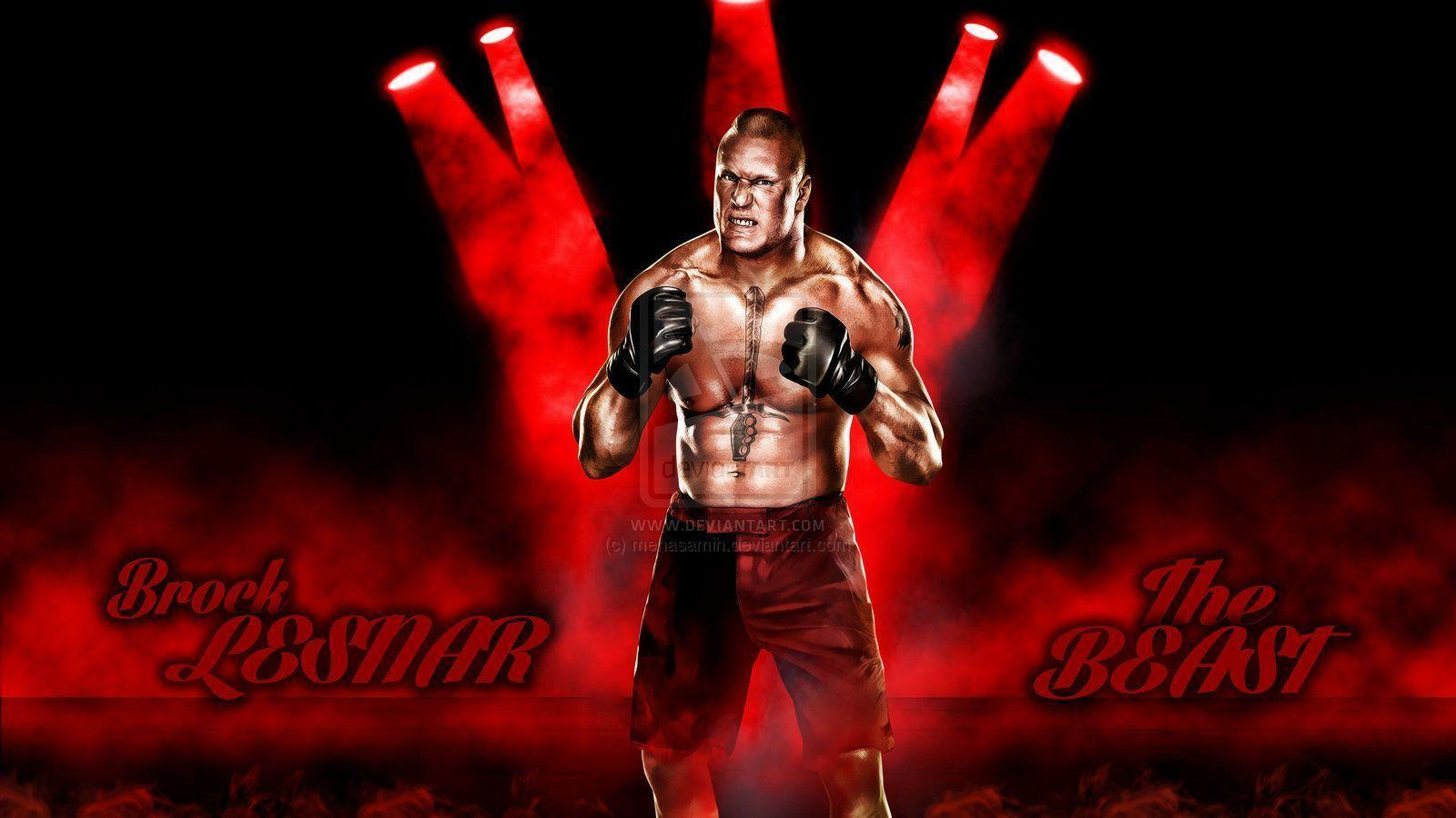 Brock Lesnar wallpapers