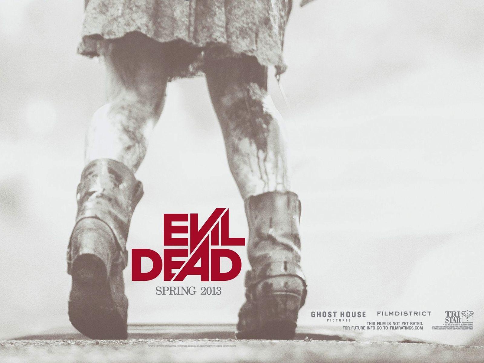 Evil Dead 2013 Mia Wallpaper - #traffic-club