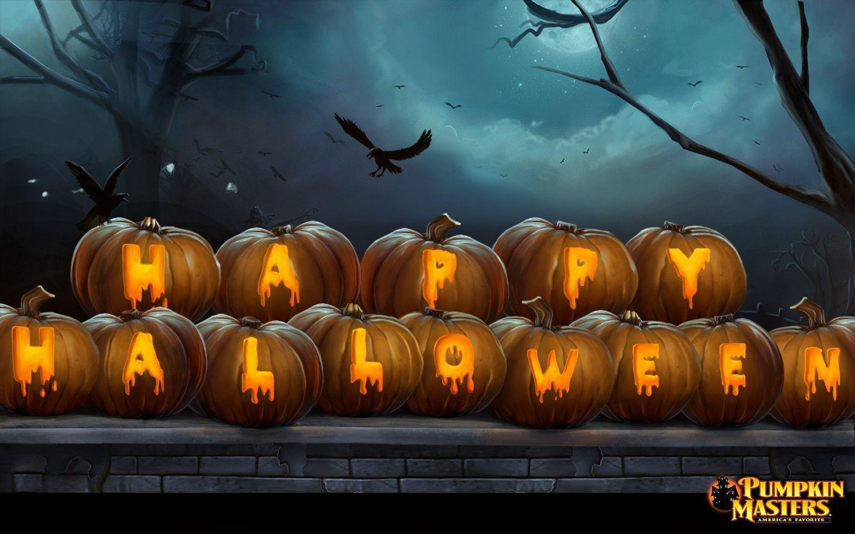 com wallpapers halloween house windows - photo #34