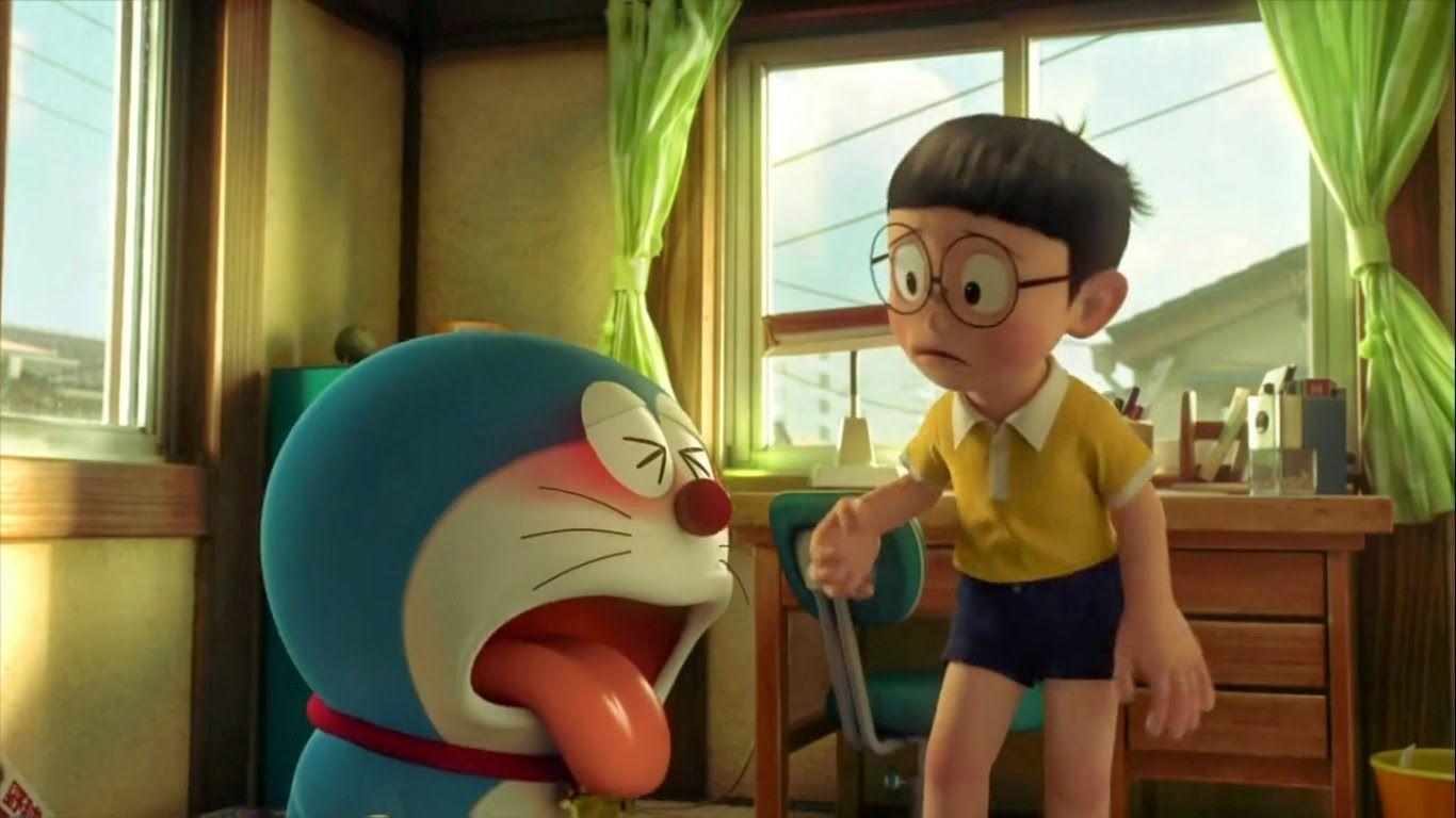 Doraemon Stand By Me 3D Image Wallpaper Desktop Backgrounds Free