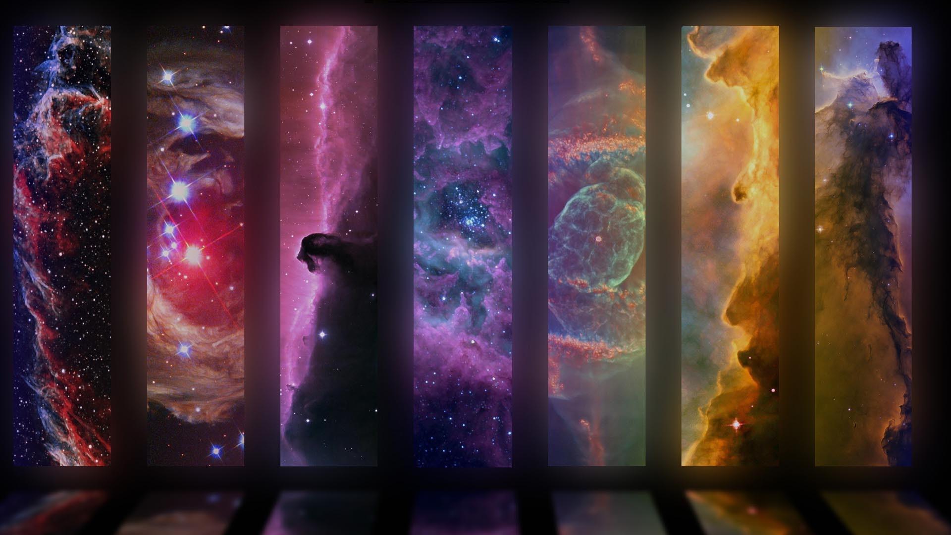 Outer Space Portraits HD Wallpapers » FullHDWpp
