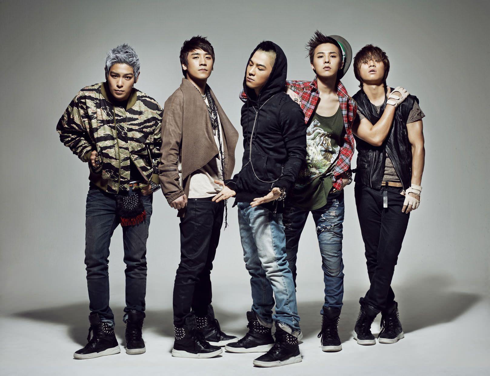big bang kpop wallpaper 2013 - photo #9