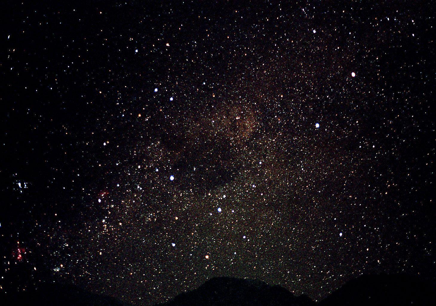 stars at night wallpaper - photo #12