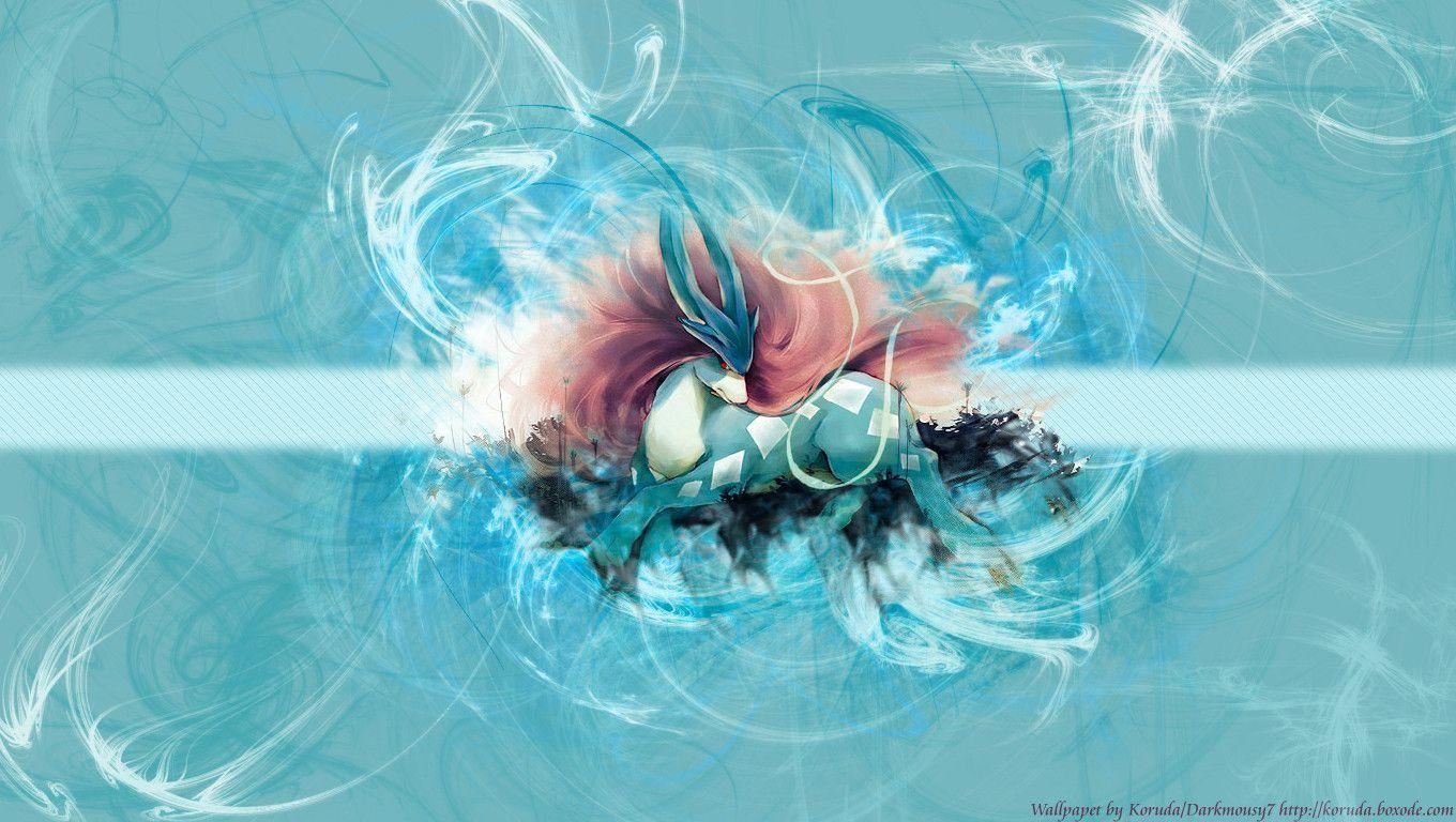 suicune pokemon hd wallpapers - photo #10