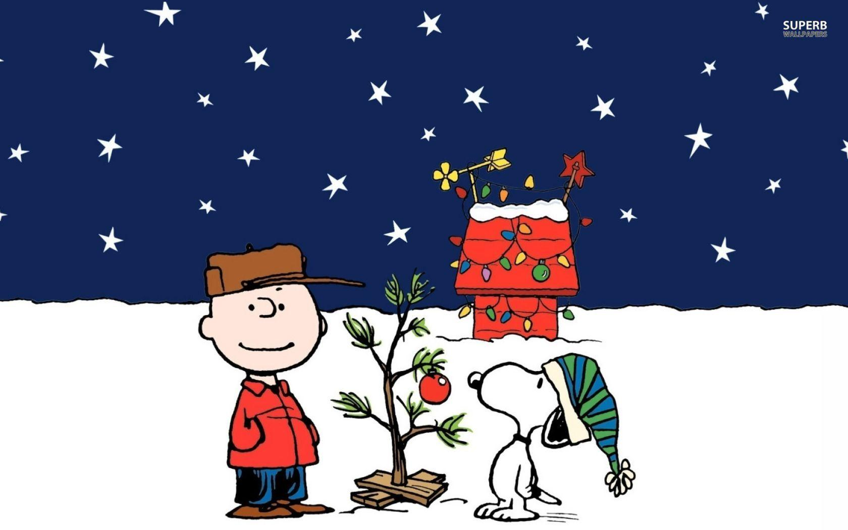 Charlie Brown Christmas Wallpapers Wallpaper Cave
