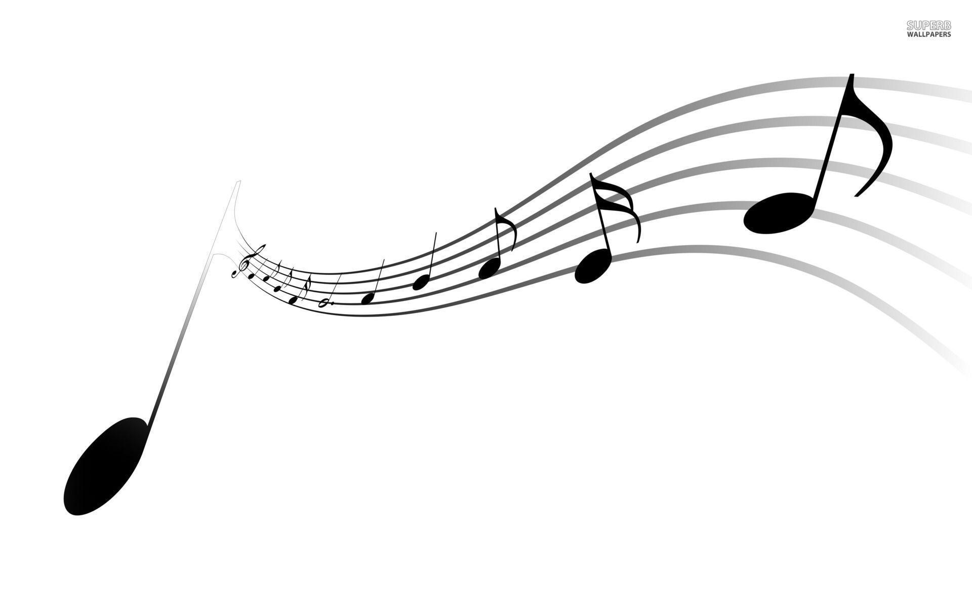 music notes musical wallpapers note jazz musique classical background backgrounds fanpop fond desktop wallpapersafari wallpapertag mobile iphone resolution cave wallpapercave