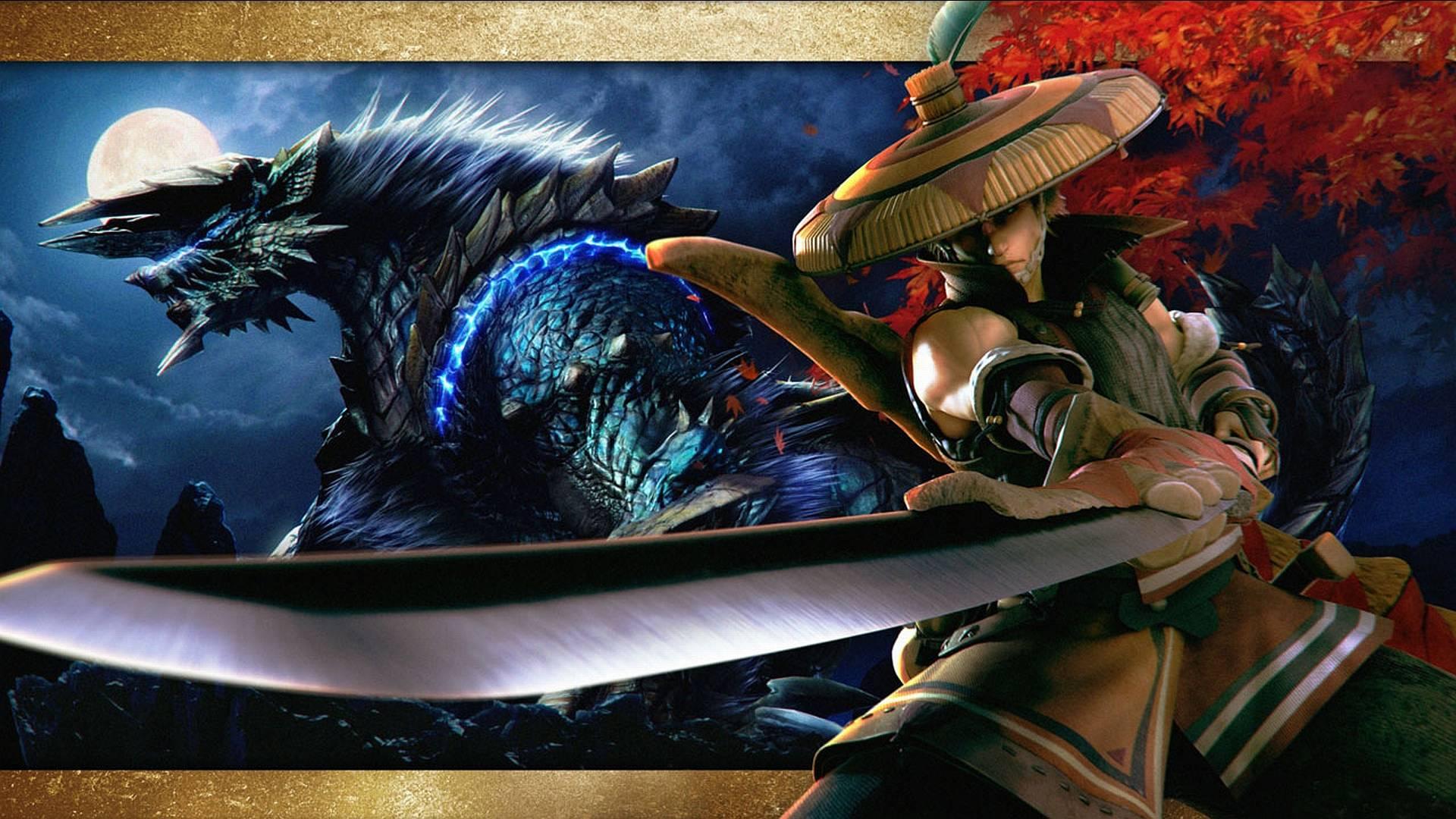 Monster Hunter 3 Wallpapers - Wallpaper Cave