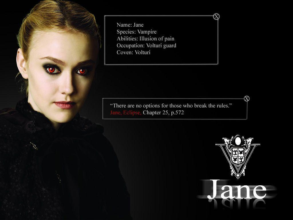 Jane Volturi Wallpapers Wallpaper Cave
