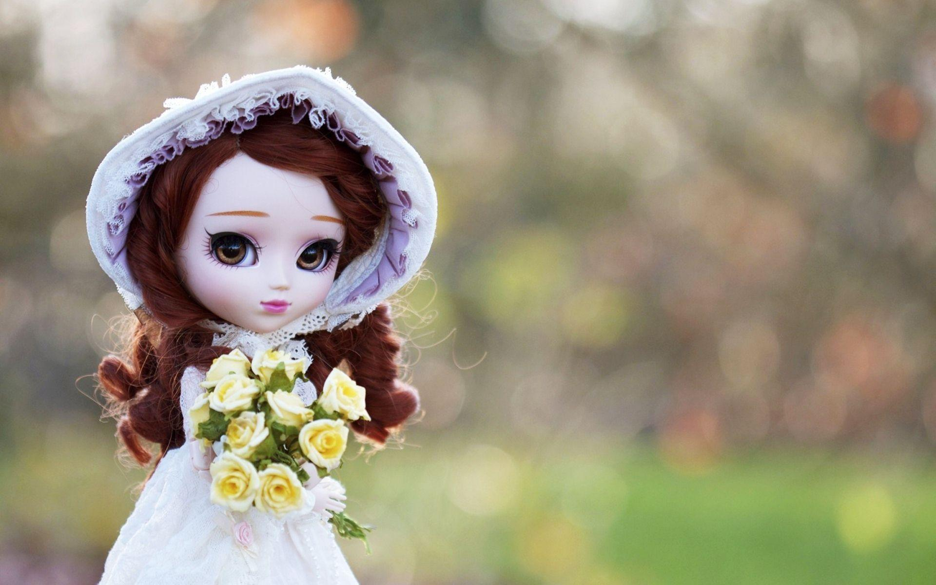 Love cute Doll Wallpaper : cute Doll Wallpapers - Wallpaper cave