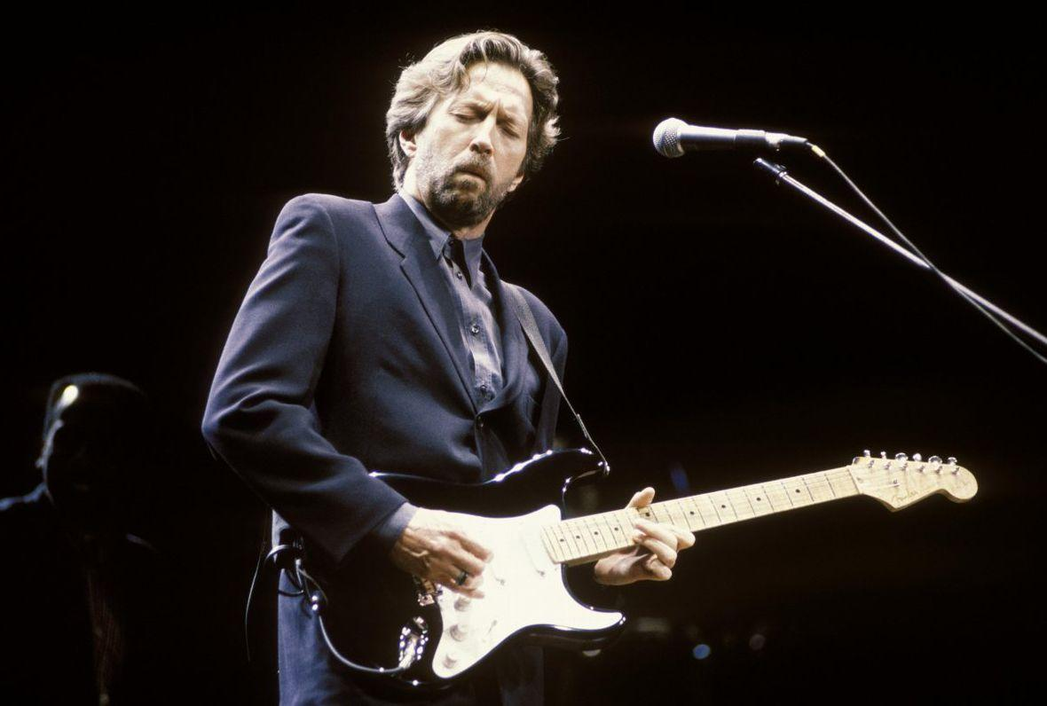 Wallpapers For > Young Eric Clapton Wallpapers