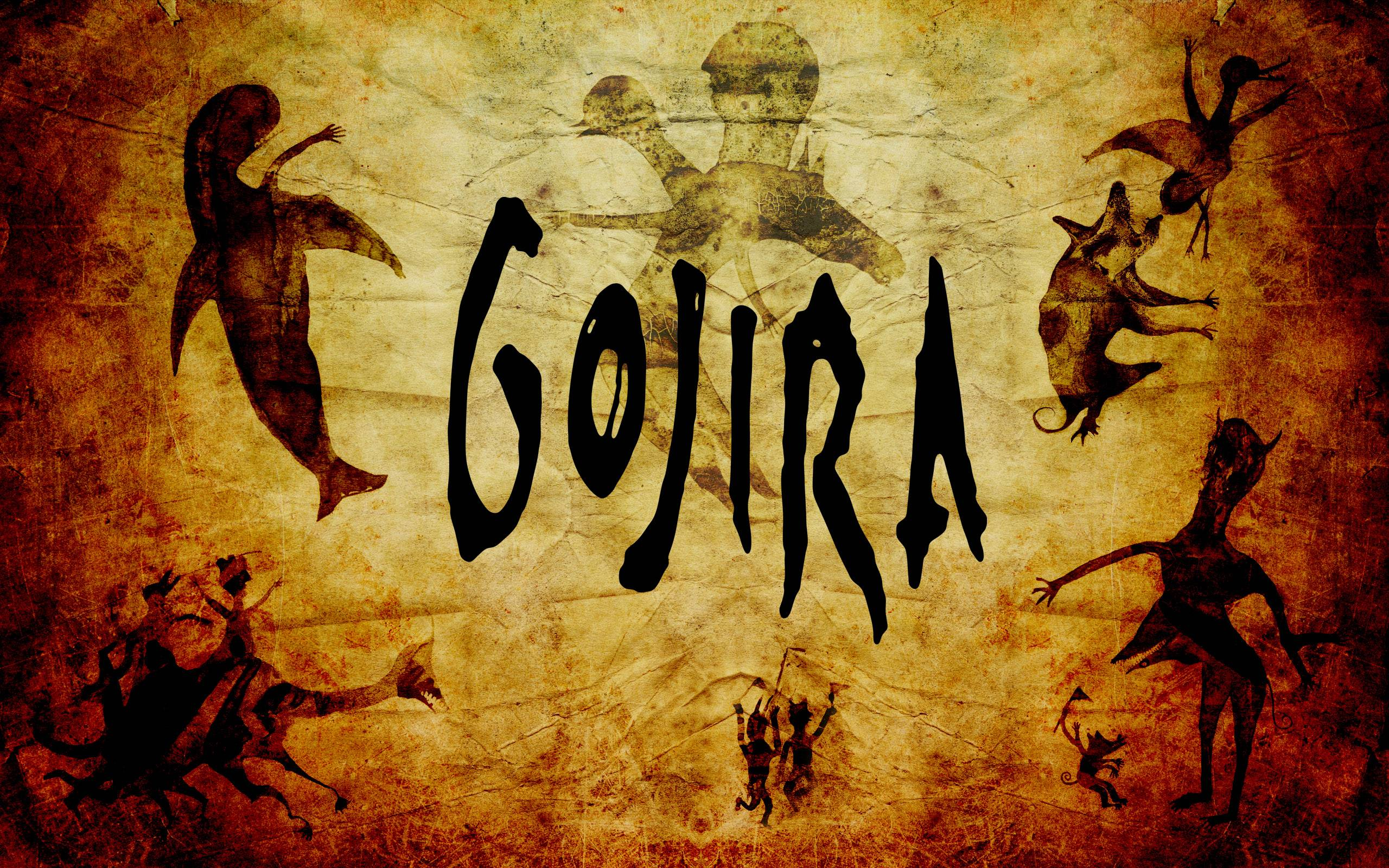 Gojira wallpapers wallpaper cave - Gojira band wallpaper ...