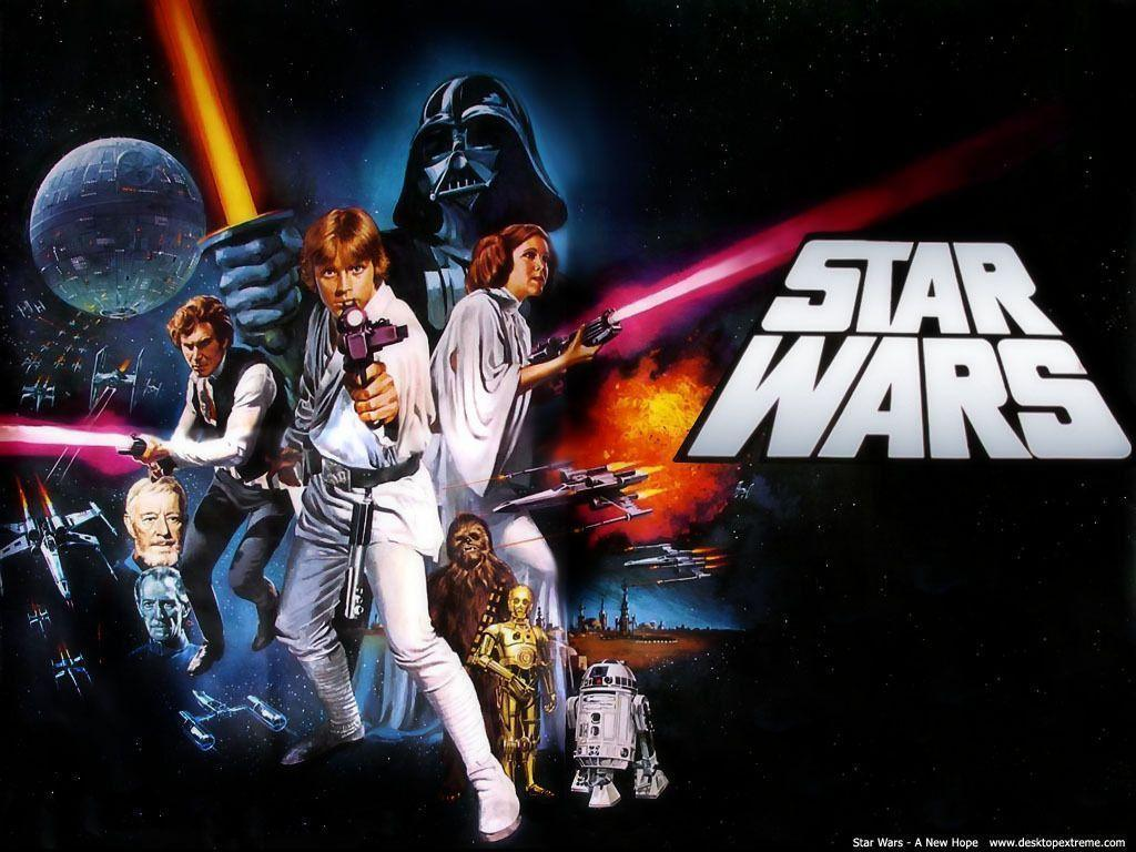 starwars original movie wallpaper
