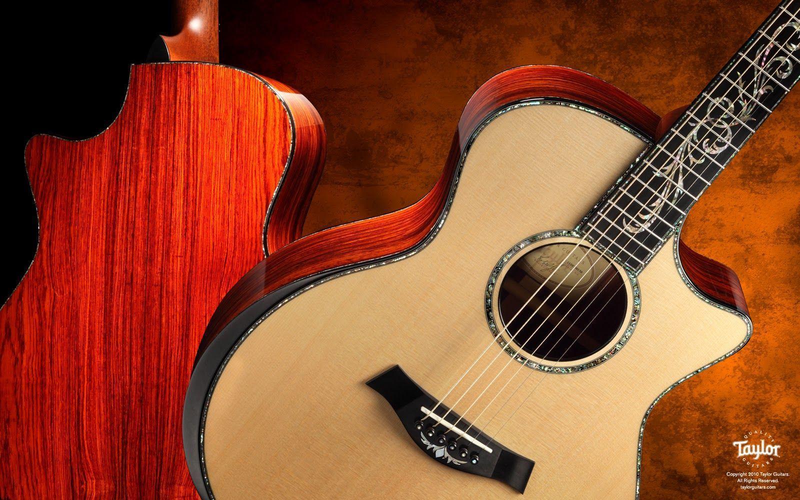 taylor guitars wallpapers - photo #12