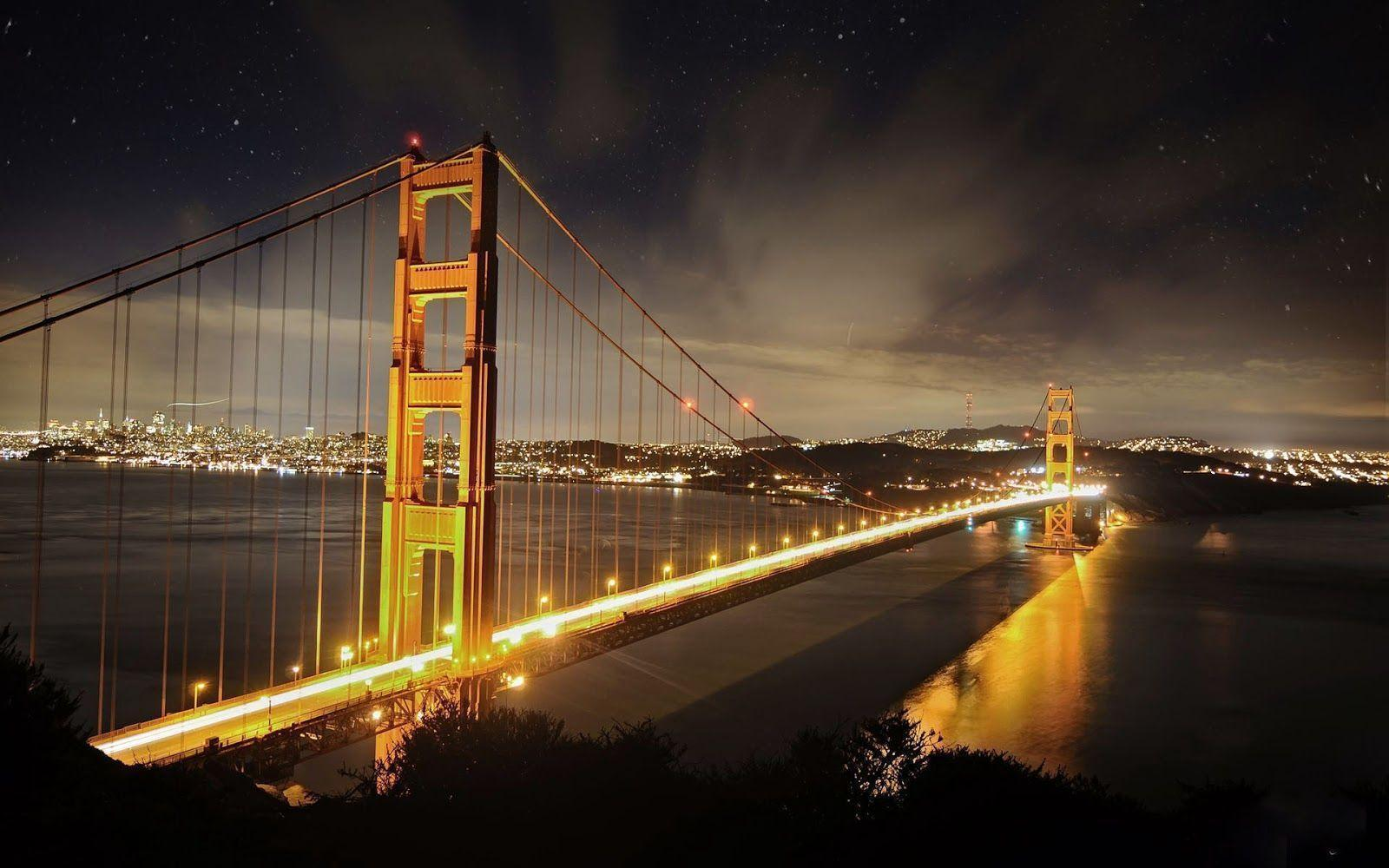 Golden Gate Bridge HD Wallpapers - HD Wallpapers Inn