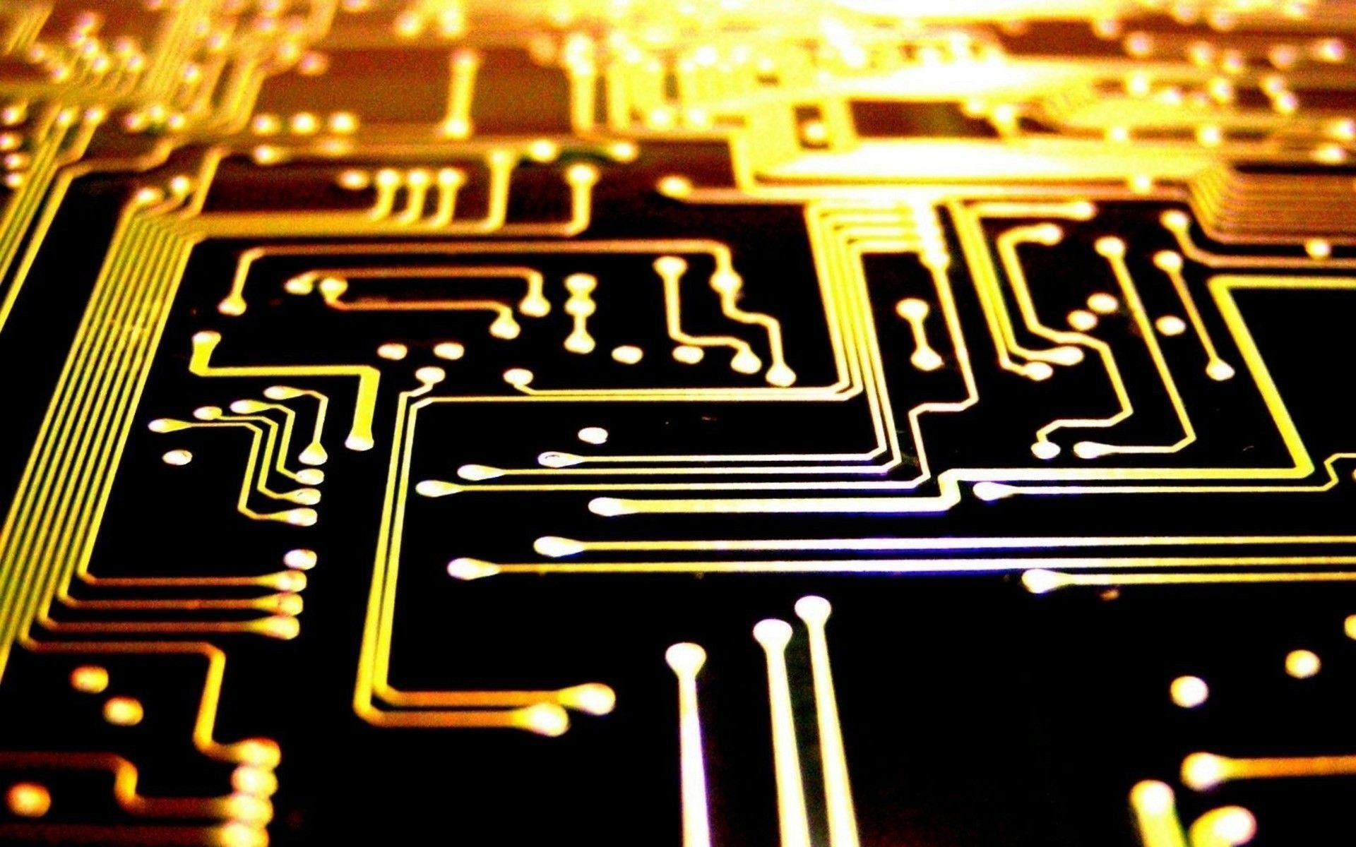 Download Circuit PCb Wallpapers 1920x1200