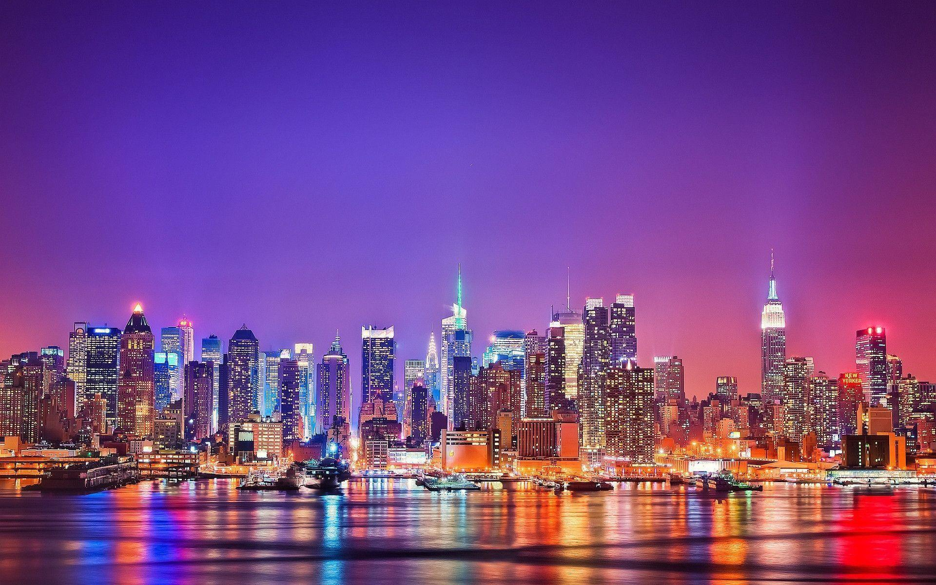 New York City Wallpapers Widescreen - Wallpaper Cave