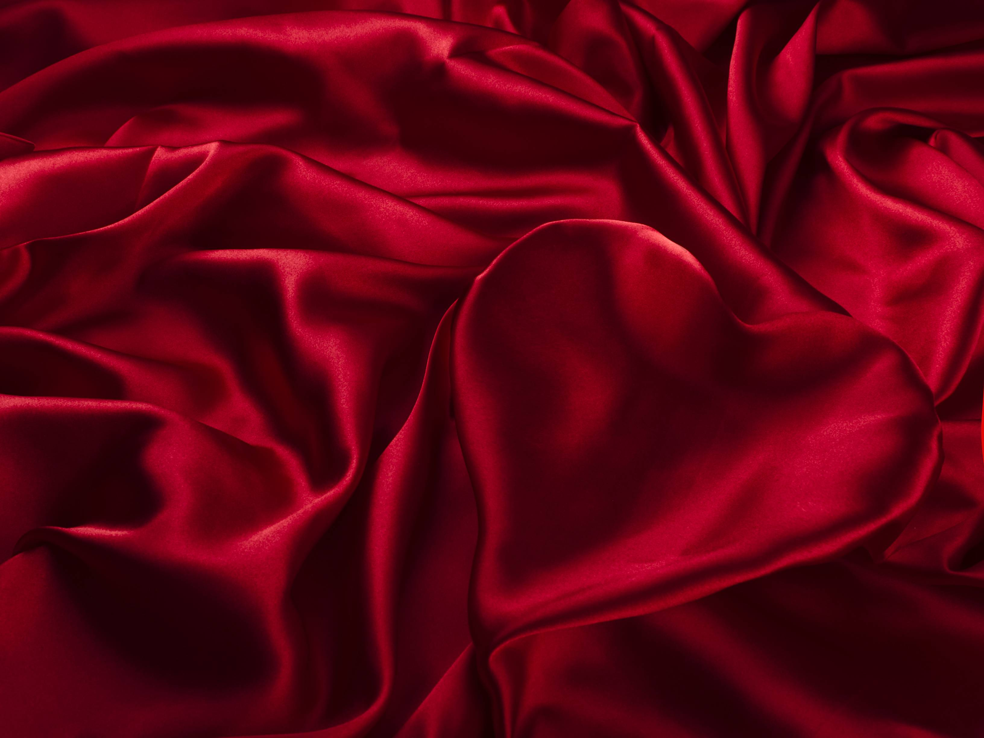 Red Satin Wallpapers - Wallpaper Cave