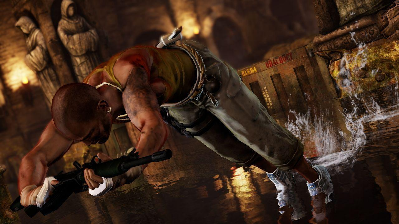 Uncharted 2 Among Thieves Wallpapers In Game Mu HD Game