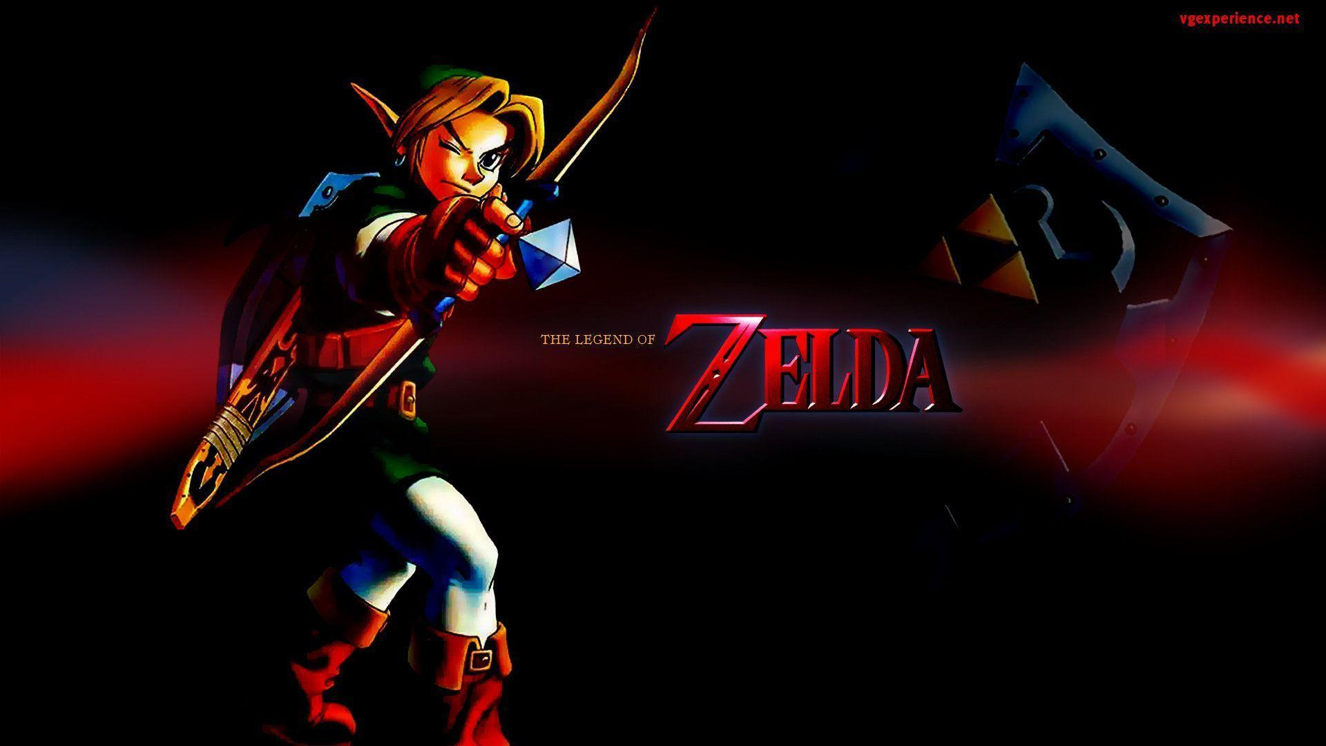 44 The Legend Of Zelda: Ocarina Of Time Wallpapers