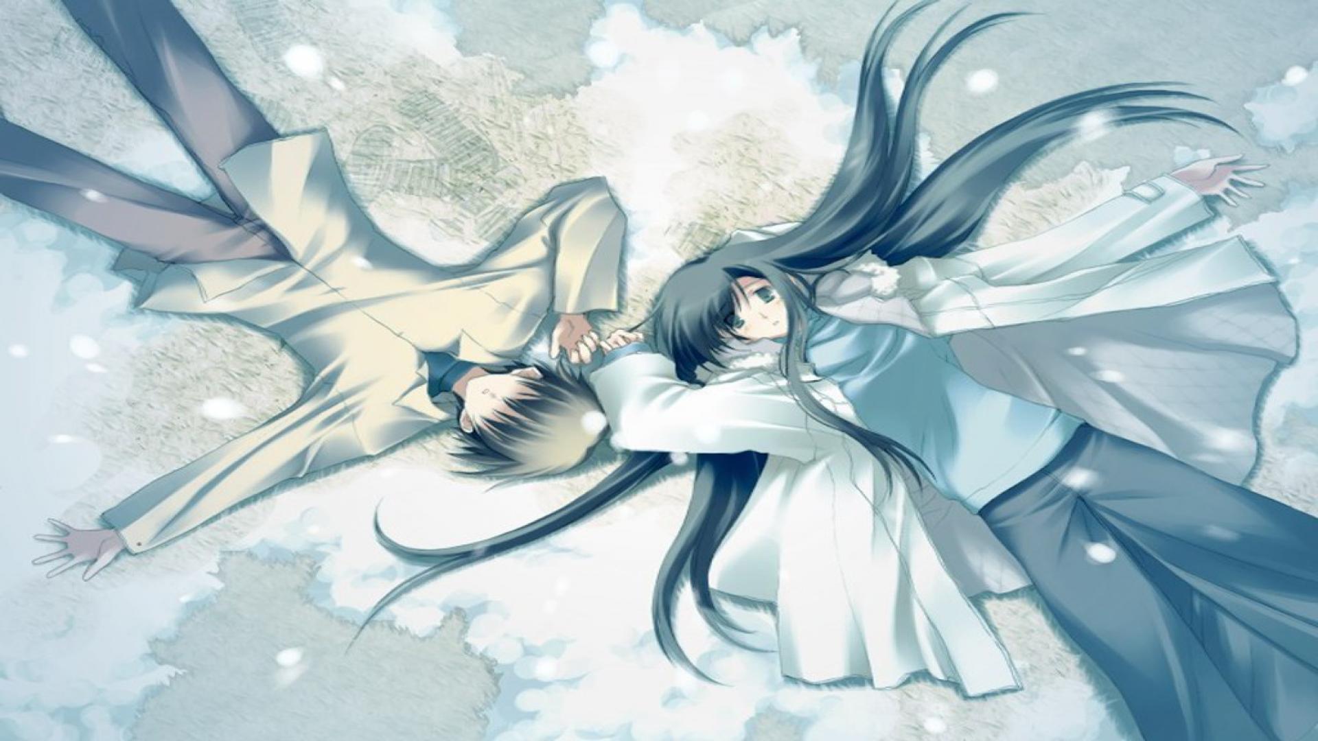 romantic anime wallpaper - photo #19
