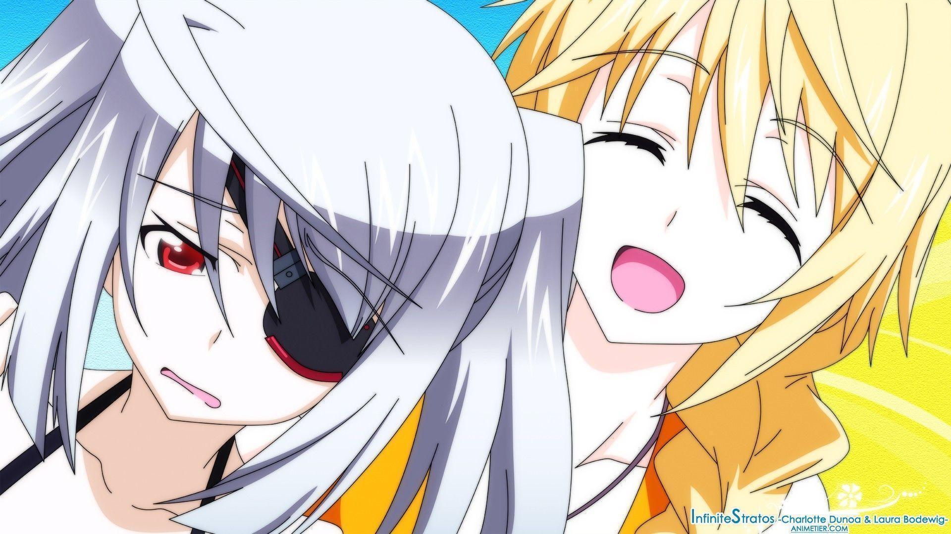 Infinite Stratos Wallp...