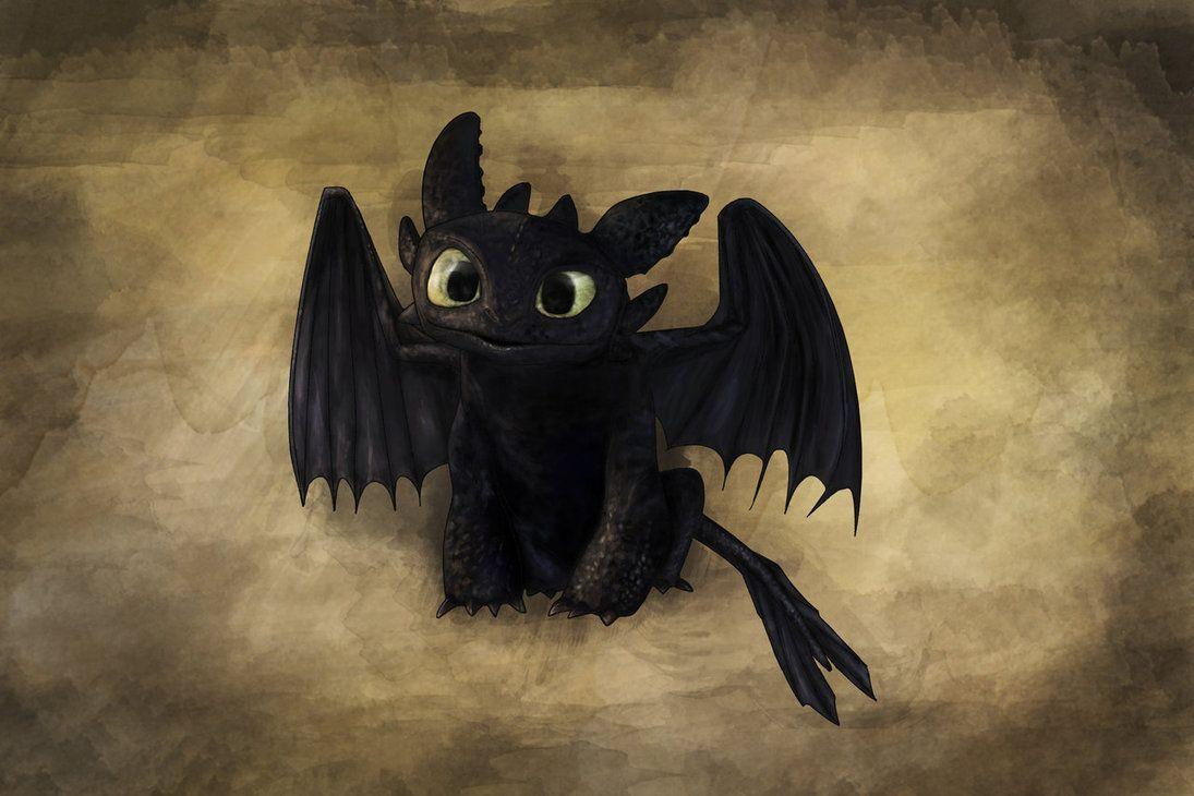 Toothless Smiling Wallpapers Wallpaper Cave