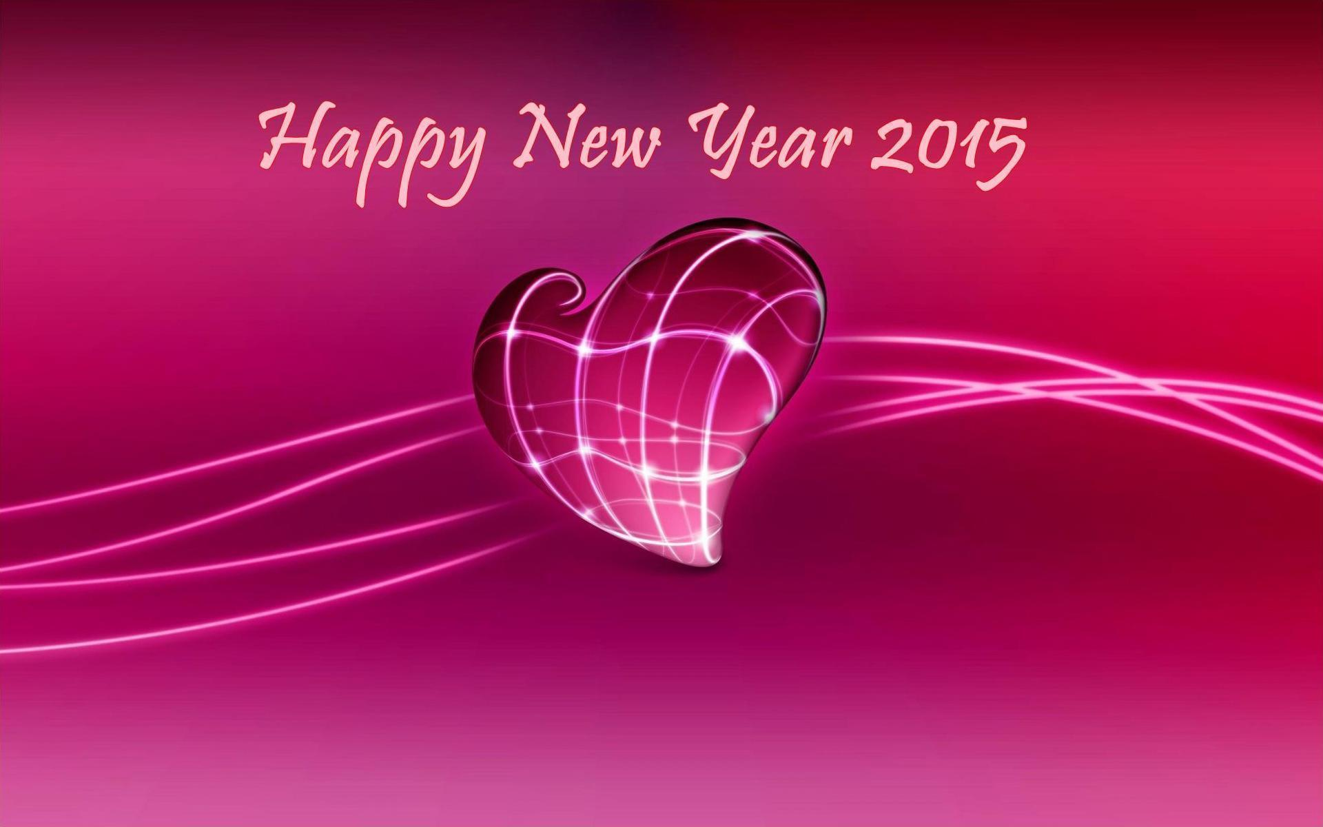 Love Wallpapers For New Year 2015 – 1920×1200 High Definition