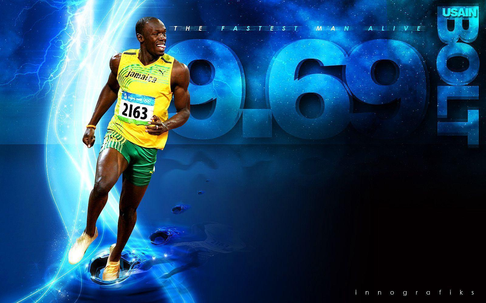 Usain Bolt Wallpapers | HD Wallpapers Base