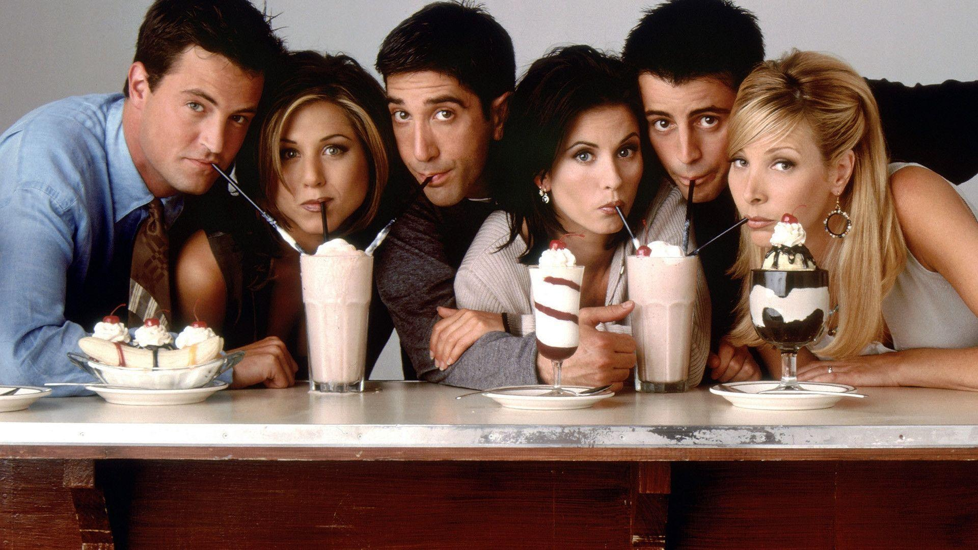 Image For > Friends Tv Show Cast
