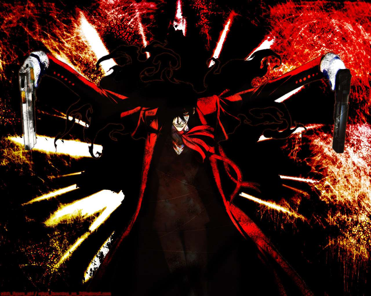Hellsing Ultimate Background Pictures Free