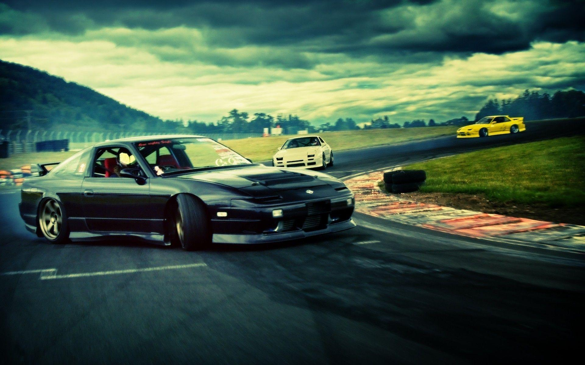 Wallpapers drift, nissan 240sx, 180sx - car pictures and photos ...