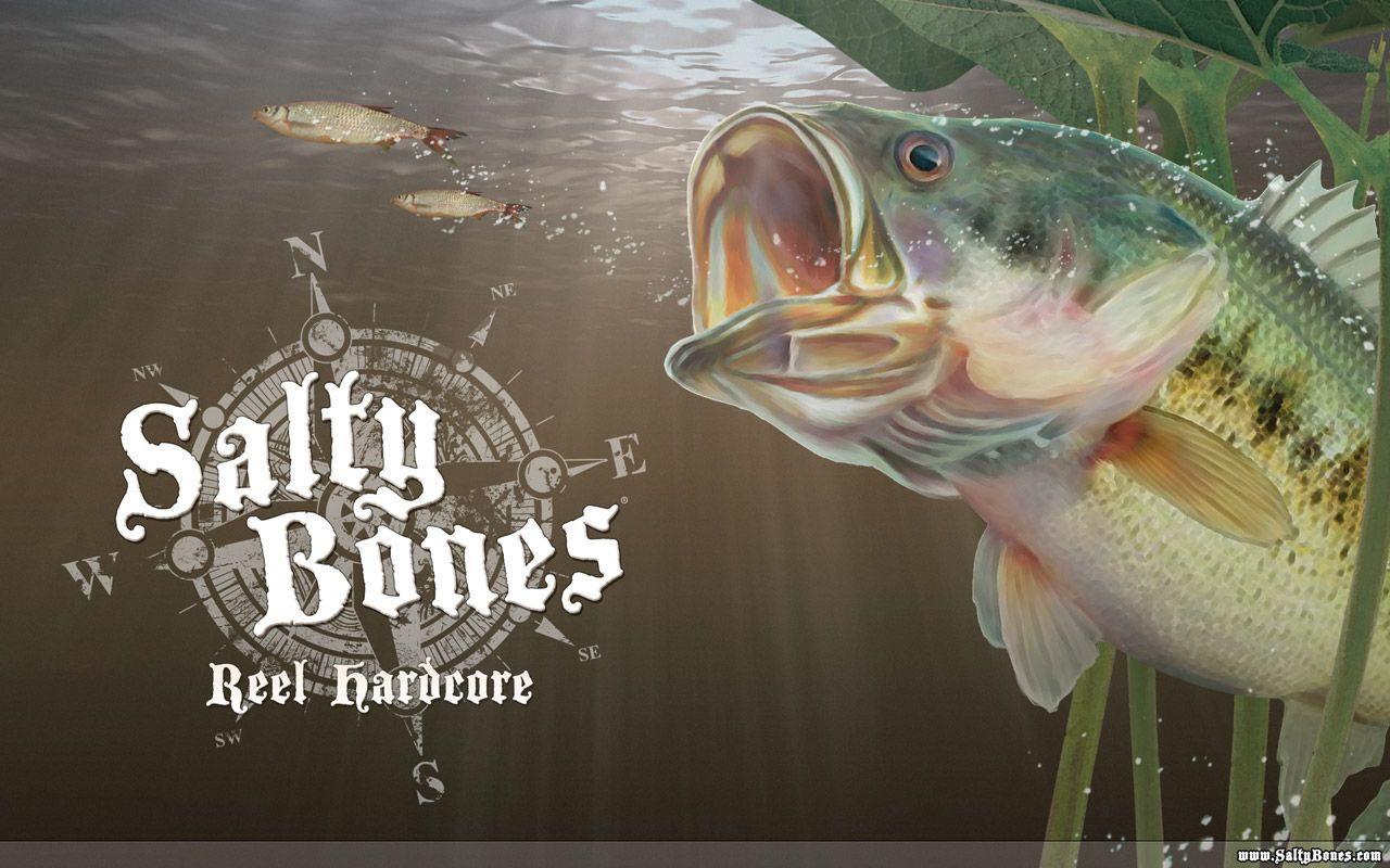 Wallpapers For Bass Fish Wallpaper Desktop