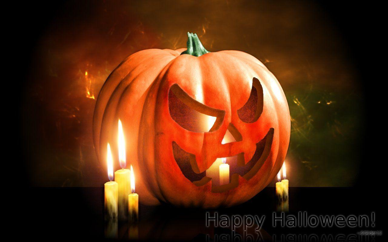 Scary halloween wallpapers wallpaper cave - Scary halloween pumpkin wallpaper ...