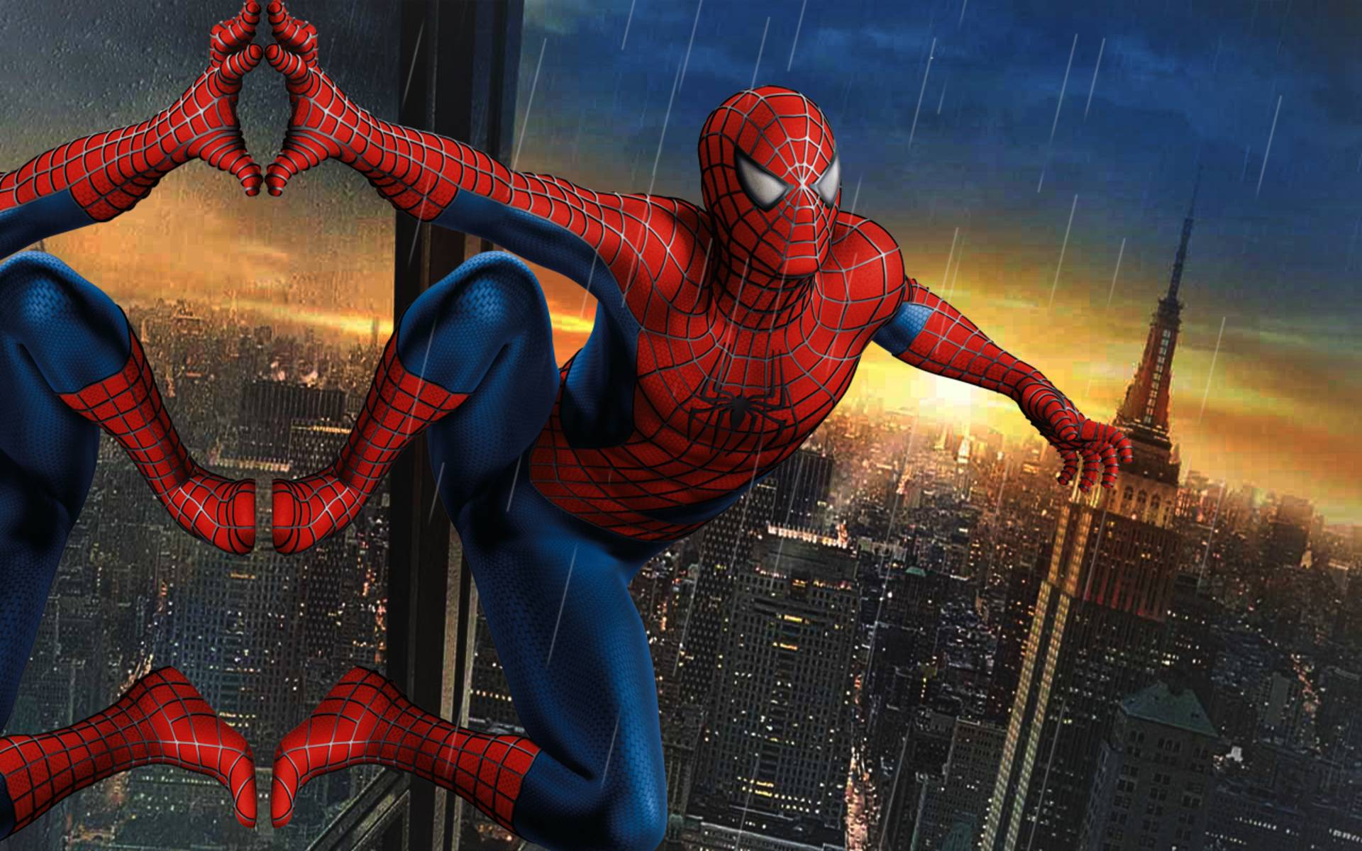 Hd wallpaper spiderman - 1379042 Jpg