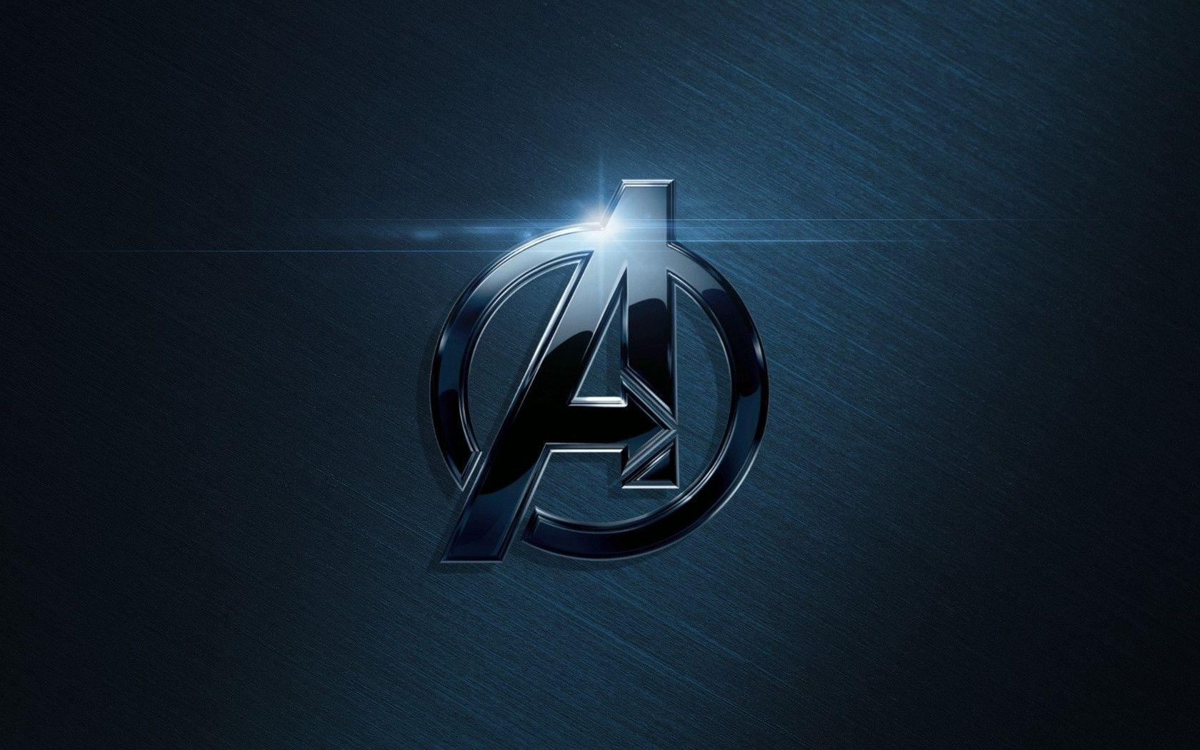 Avengers Logo Wallpapers Wallpaper Cave