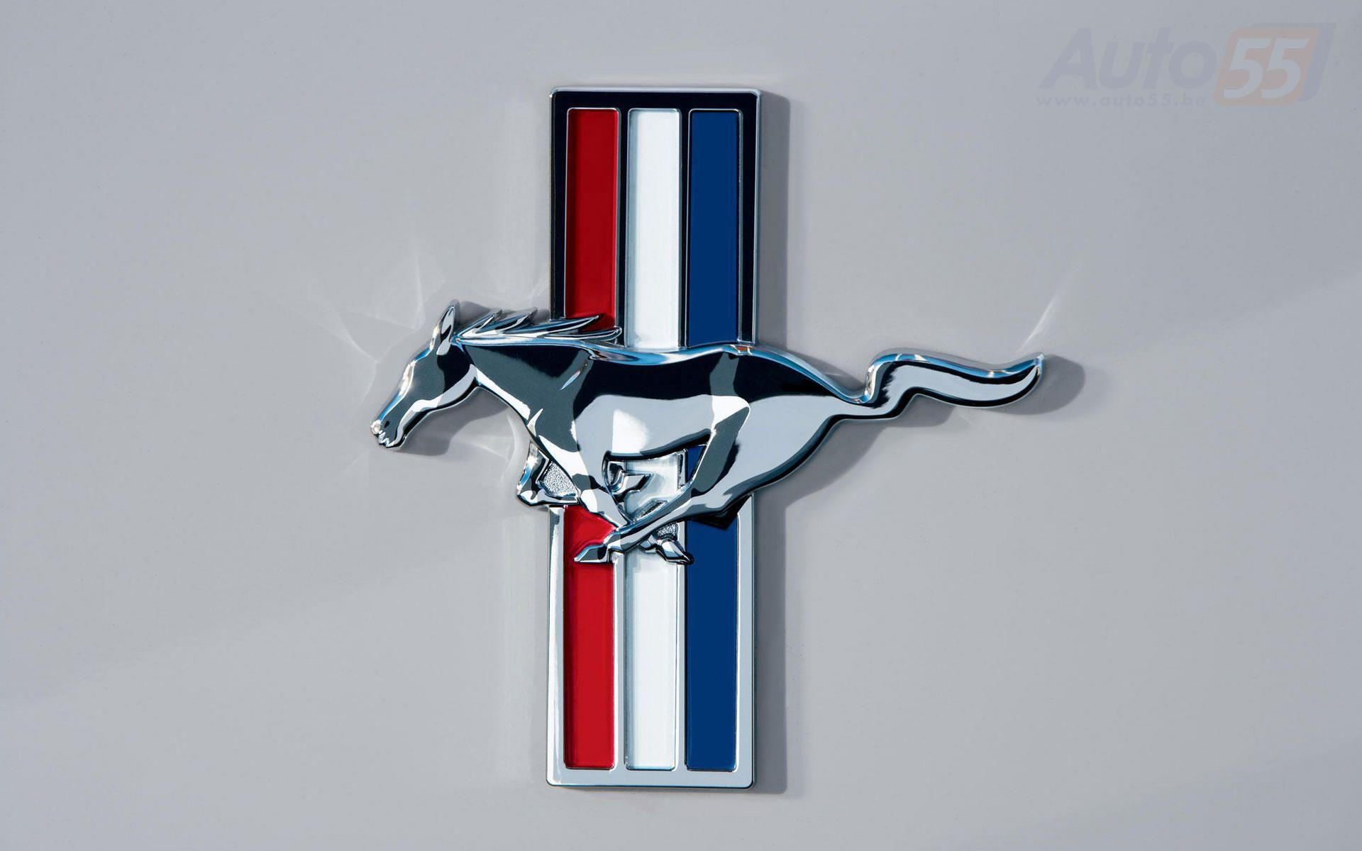 ford mustang horse logo wallpaper. Black Bedroom Furniture Sets. Home Design Ideas