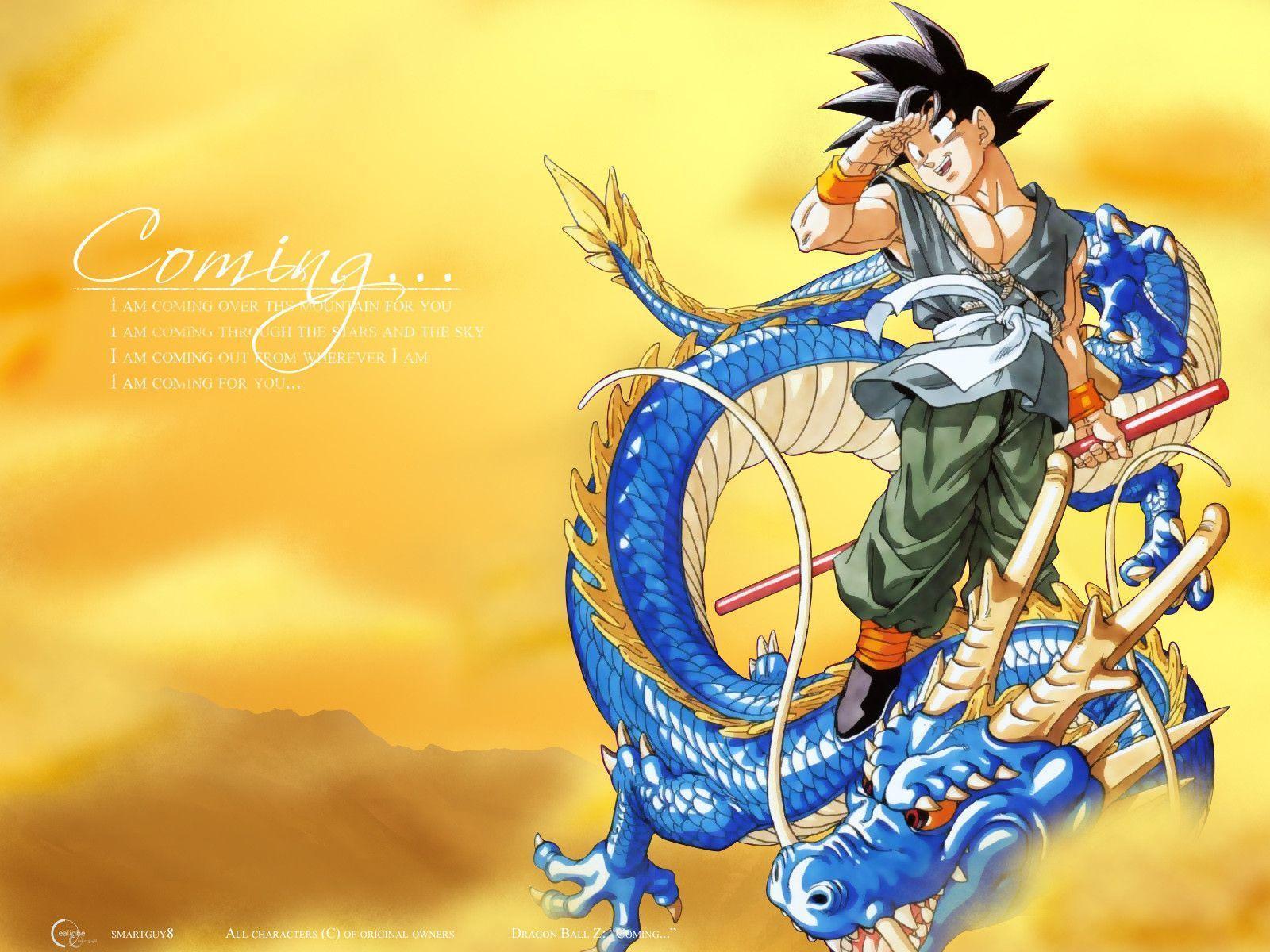 wallpapers de goku en hd - Taringa!