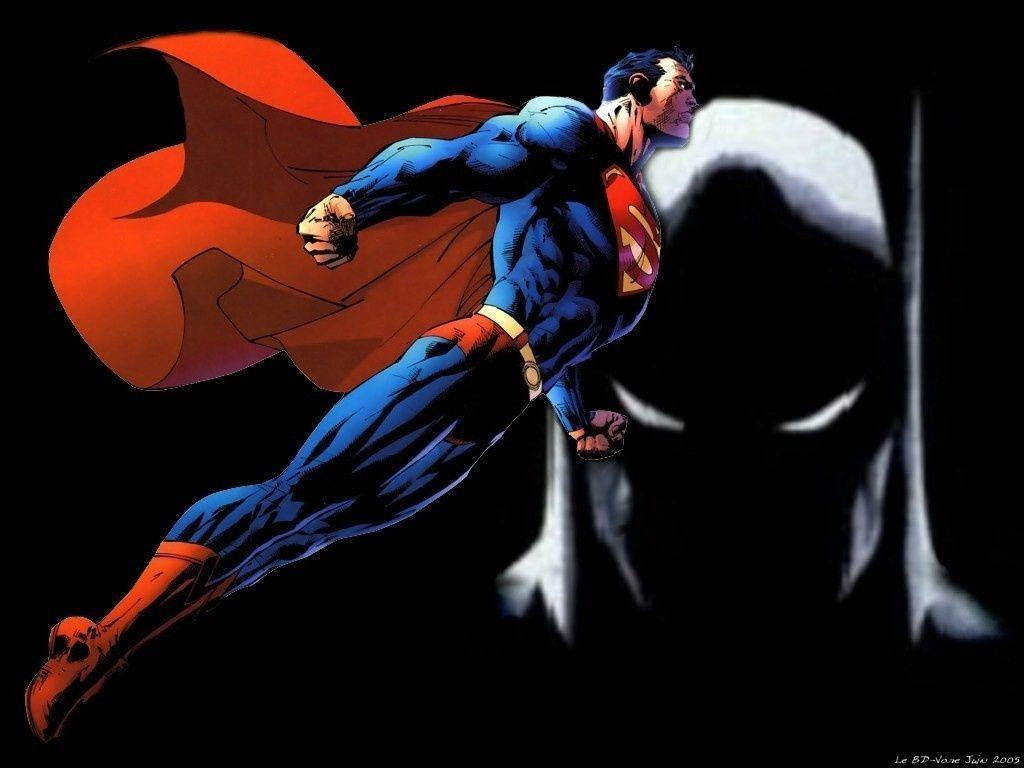 Wallpapers For > Superman Vs Batman Wallpapers
