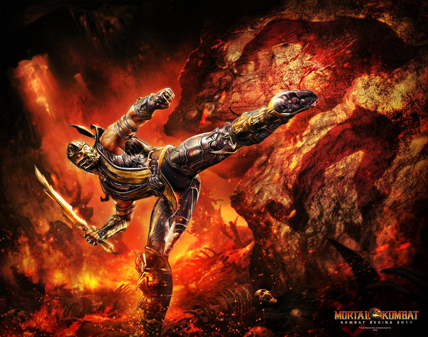 Mortal Kombat HD Wallpapers - Wallpaper Cave