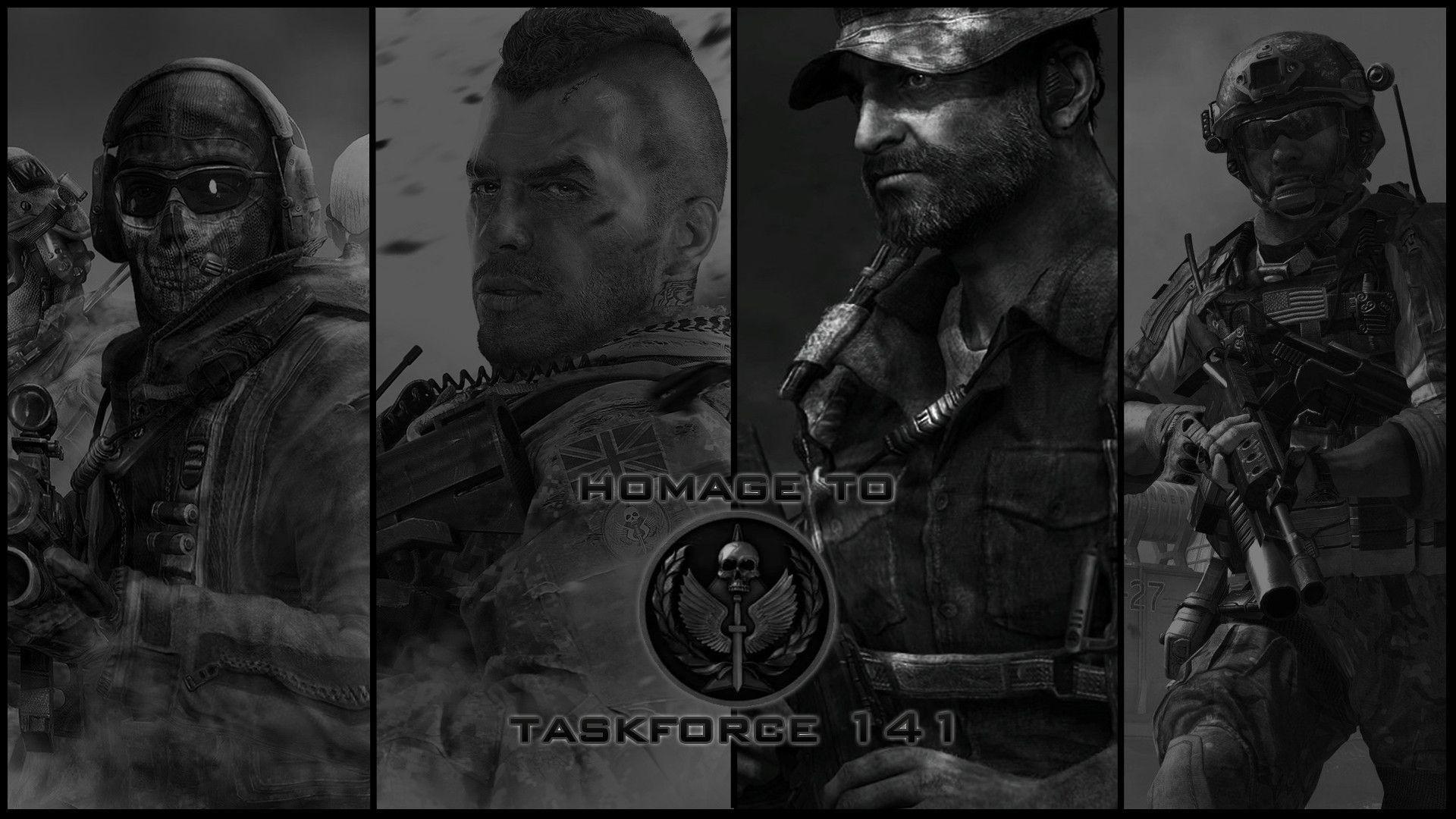 Task Force 141 Wallpapers Wallpaper Cave