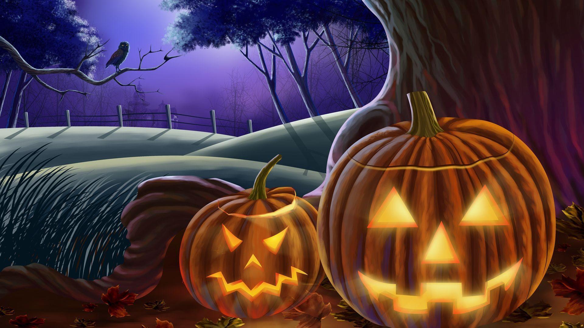 1920x1080 Halloween Wallpapers - Wallpaper Cave