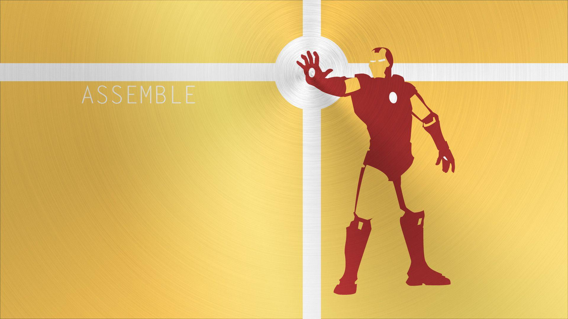 Iron Man Wallpaper | Maximilian Uriarte