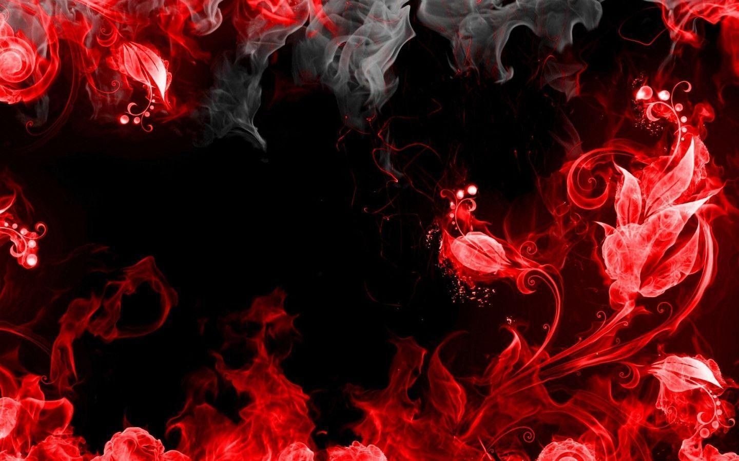 Black And Red Abstract Backgrounds Image 6 HD Wallpaperscom