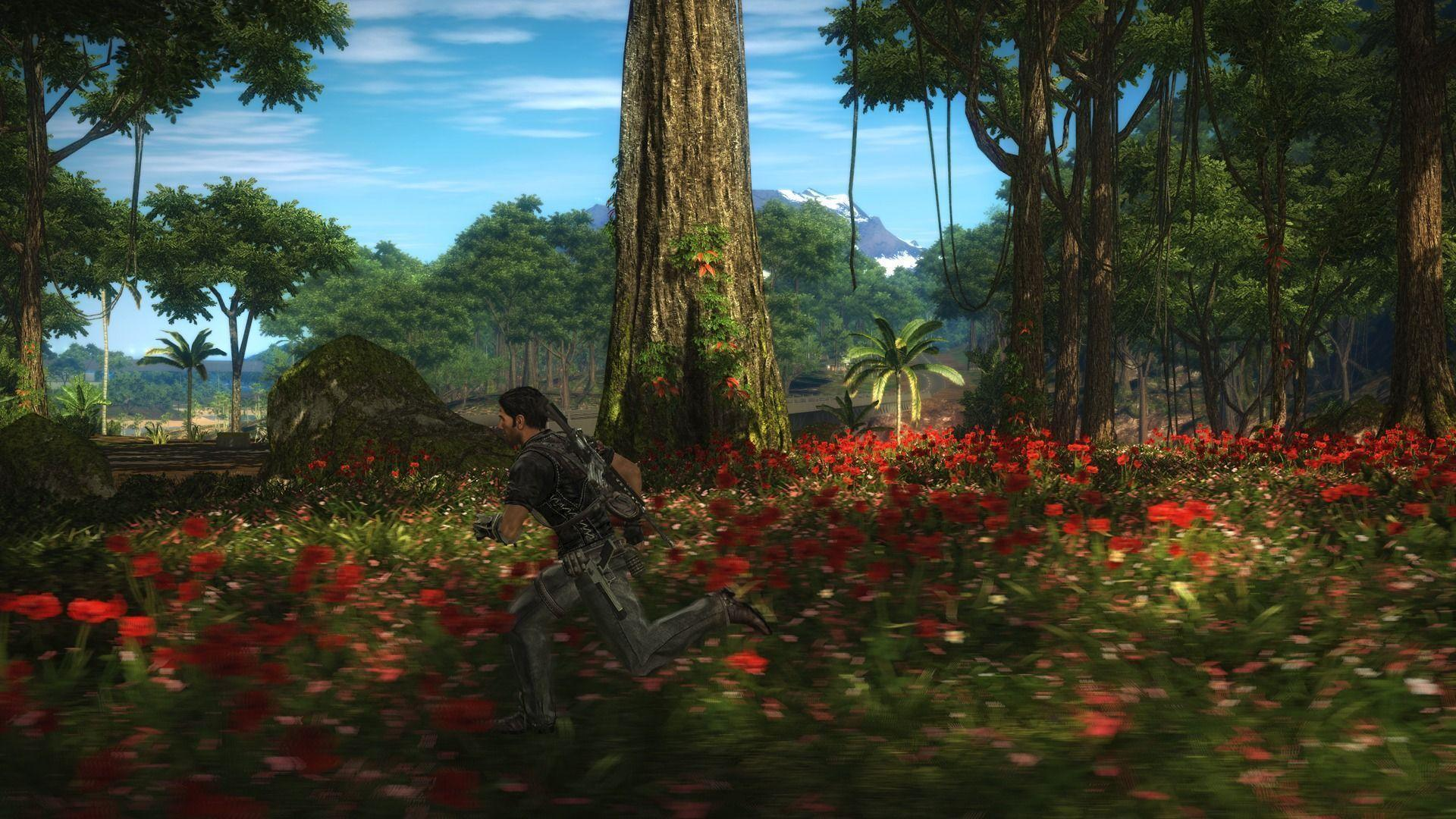 Just Cause 2 HD wallpapers