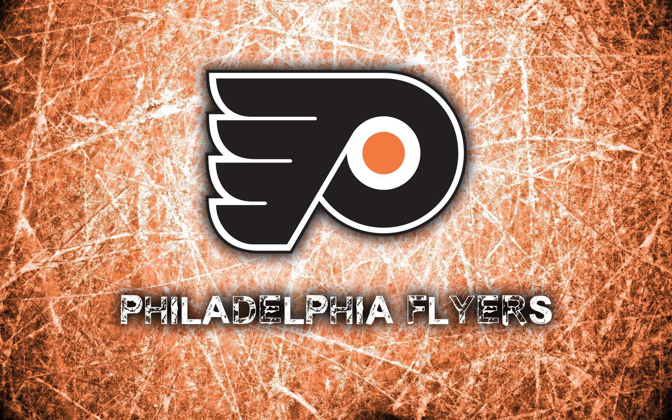 Philadelphia Flyers 2014 Logo Wallpaper Wide Or HD