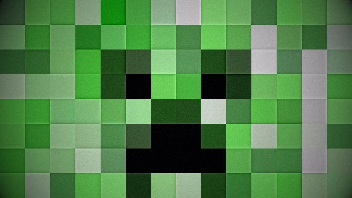 Minecraft Creeper Wallpapers Wallpaper Cave