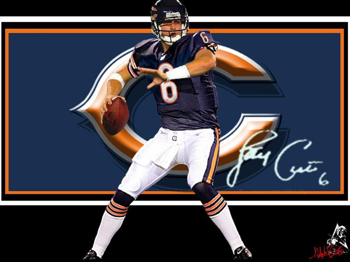 Jay Cutler Bears Desktop Wallpaper For Computer Taken From Chicago