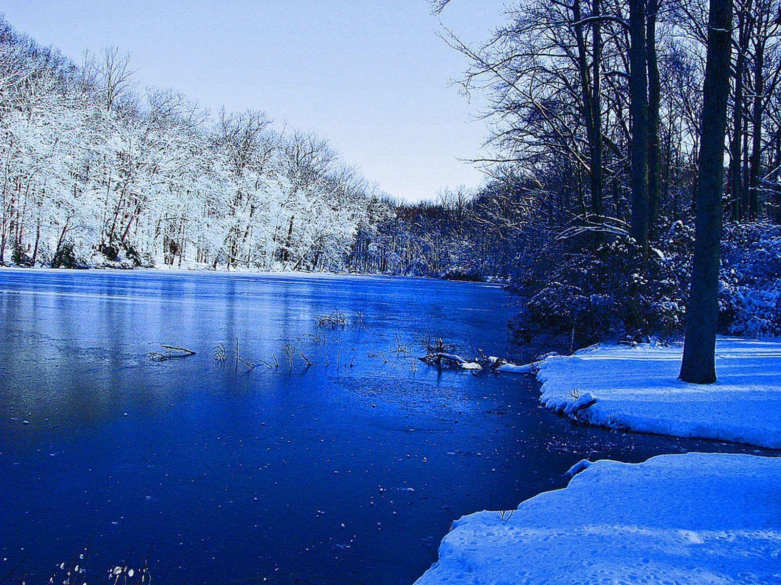 scenic winter beautiful wallpapers - photo #30